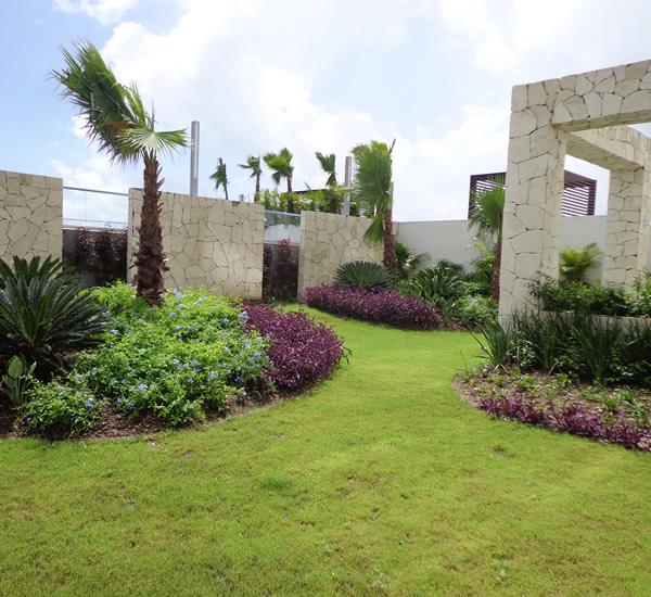 Nra nieto ram rez agroservicios for Jardines residenciales